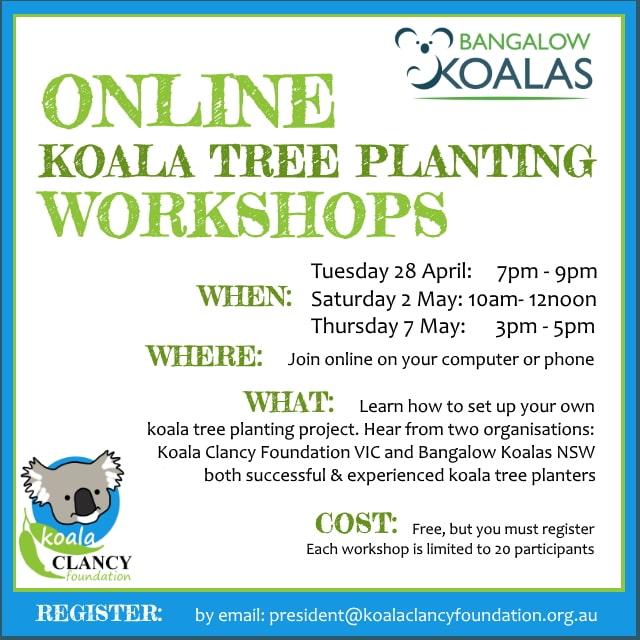 free event tree planting