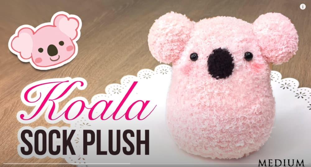 make your own koala pattern